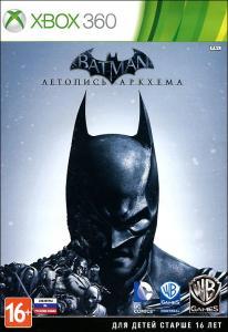 Batman Arkham Origins (Batman Летопись Аркхема) (2 Xbox 360)