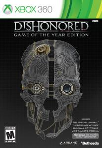 Dishonored Game of the Year Edition (Xbox 360)