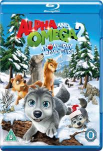 Альфа и Омега Приключения праздничного воя (Blu-ray)