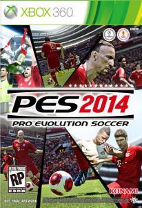 Pro Evolution Soccer 2014 (Xbox 360)