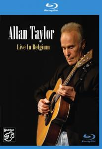 Allan Taylor Live in Belgium (Blu-ray)