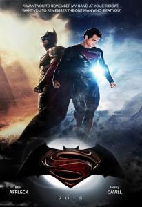 Бэтмен против Супермена (Blu-ray)