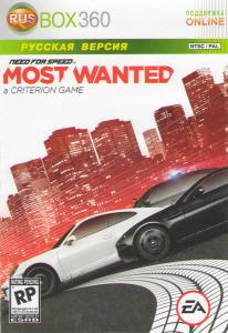 Need for Speed Most Wanted a Criterion Game) (Xbox 360)