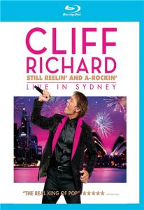 Cliff Richard Still Reelin and A Rockin Live at Sydney Opera House (Blu-ray)