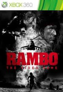 Rambo The Videogame (Xbox 360)