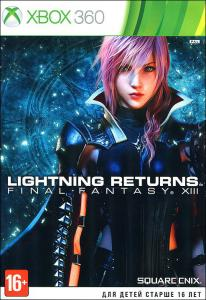 Lightning Returns Final Fantasy XIII (Xbox 360)