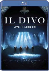 Il Divo Live in London (Blu-ray)