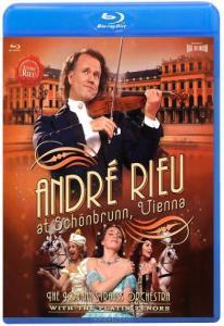 Andre Rieu at Schonbrunn Vienna (Blu-ray)