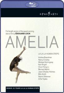 Amelia A film by Edouard Lock (Blu-ray)