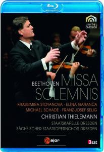Beethoven Missa Solemnis (Blu-ray)