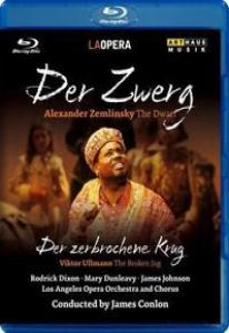 Alexander Zemlinsky Der Zwerg (The Dwarf) and Viktor Ullmann Der Zerbrochene Krug (The Broken Jug) (Blu-ray)