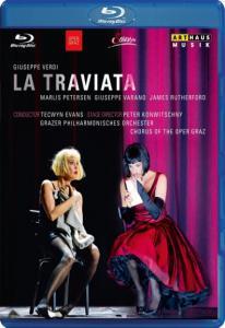 Giuseppe Verdi La Traviata (Blu-ray)