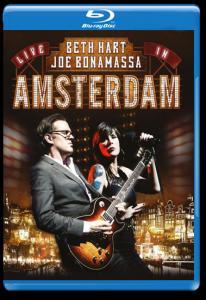 Beth Hart and Joe Bonamassa Live in Amsterdam (Blu-ray)