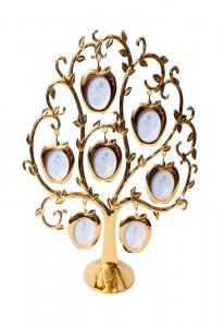 Фоторамка PF 9460АSG GOLD  Родословное дерево 7 рамок