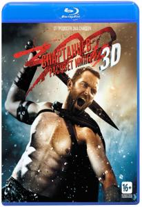 300 спартанцев Расцвет империи 3D 2D (Blu-ray 50GB)