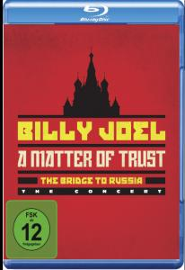 Billy Joel A Matter of Trust The Bridge to Russia The Concert (Blu-ray)