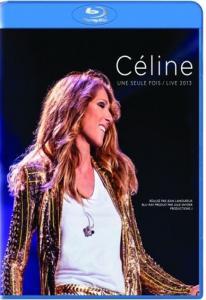 Celine Une Seule Fois / Live (Blu-ray)