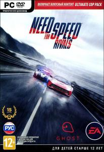 Need for Speed Rivals Limited Edition (DVD-BOX)