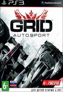 Race Driver GRID Autosport (PS3)