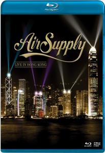 Air Supply Live in Hong Kong (Blu-ray)