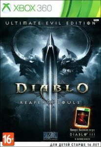 Diablo III Ultimate Evil Edition (Xbox 360)
