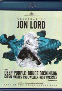 Celebrating Jon Lord with Deep Purple and Friends Live at The Royal Albert Hall (Blu-ray)