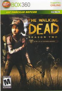 The Walking Dead Season Two (Xbox 360)