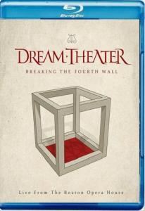 Dream Theater Breaking The Fourth Wall Live From The Boston Opera House (Blu-ray)