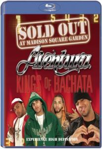 Aventura Sold Out at Madison Square Garden (Blu-ray)