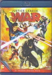 Лига справедливости Война (Blu-ray)