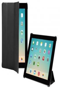 Чехол книжка Wrinkle для iPad Air ( складной фронт, черный)