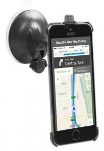 Держатель автомобильный для iPhone 5 (присоска для лобового стекла)