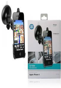 Держатель автомобильный для iPhone 4/4S (присоска для лобового стекла)