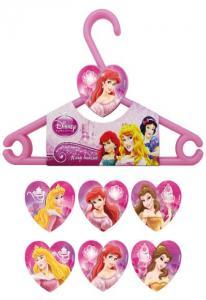 Вешалка с варио изображением розовая Принцессы