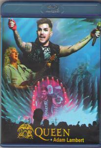 Queen and Adam Lambert  Rock Big Ben Live (Blu-ray)