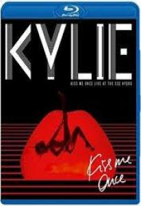 Kylie Minogue Kiss Me Once Live at the SSE Hydro (Blu-ray)
