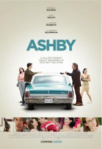 Эшби (Blu-ray)