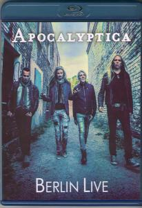 Apocalyptica Berlin Live (Blu-ray)