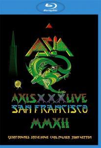 Asia Axis XXX Live San Francisco (Blu-ray)