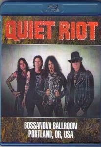 Quiet Riot Bossanova Ballroom (Blu-ray)