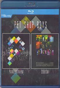Pet Shop Boys (Pandemonium / Cubism) (Blu-ray)