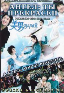 Ангел Ты прекрасен (16 серий) (2 DVD)