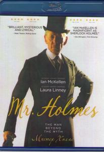Мистер Холмс (Blu-ray)