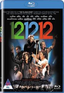 121212 (12-12-12 / 12.12.12) (Blu-ray)