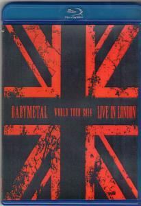 Babymetal World Tour Live in London (Blu-ray)