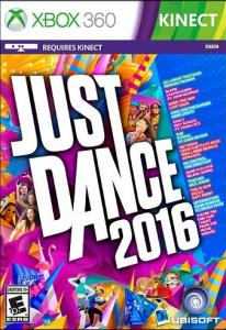 Just Dance 2016 (Xbox 360 Kinect)