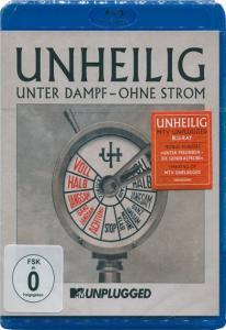 Unheilig Unter Dampf Ohne Strom (MTV Unplugged) (Blu-ray)
