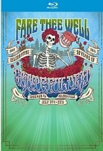 Grateful Dead Fare Thee Well (2 Blu-ray)