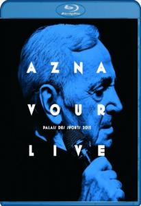 Charles Aznavour Live Palais des Sports (Blu-ray)