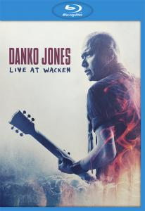 Danko Jones Live at Wacken (Blu-ray)